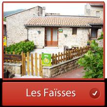 Gîte vacances Ardèche Faïsses Meyras